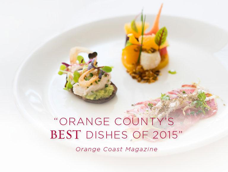 Fine Dining Orange County