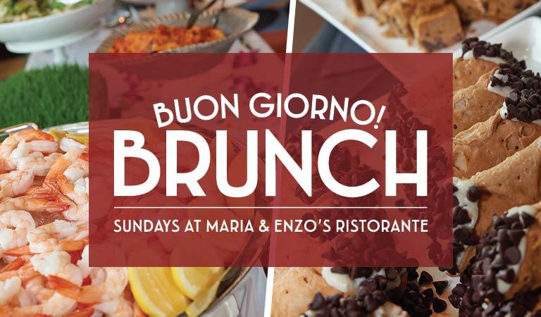 Buon Giorno Brunch, Disney Springs Restaurant