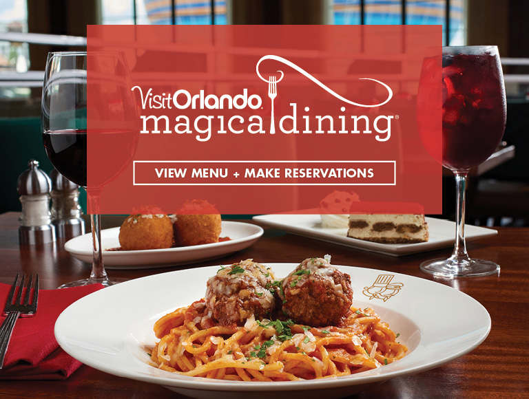 View Menu + Make Reservations | Visit Orlando's Magical Dining Month at Maria and Enzo's in Disney Springs