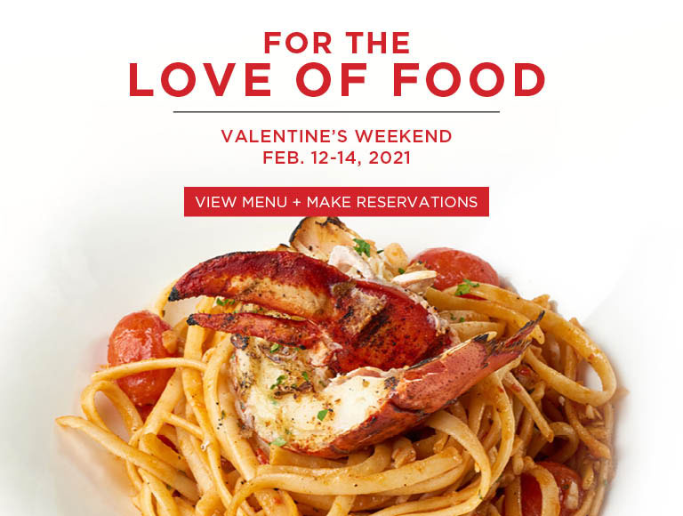 Celebrate Valentine's Day at Maria & Enzo's