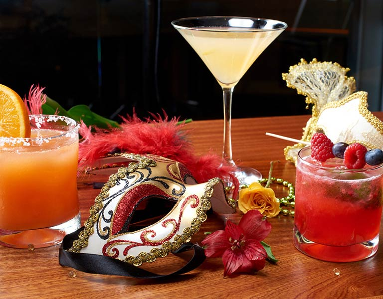 Classic Cocktails, Carnevale Celebrations Disney Springs, Orlando
