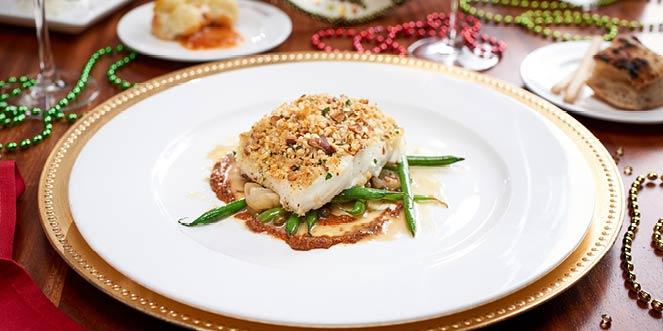 Mahi Mahi, Italian dining, restaurants at Disney Springs