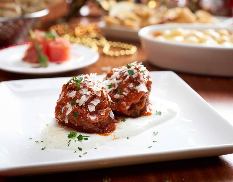 Polpettine, Italian appetizers