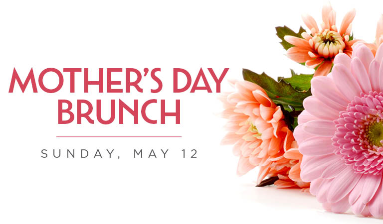 Mother's Day Brunch   Sunday, May 12   Disney Springs Mother's Day Brunch