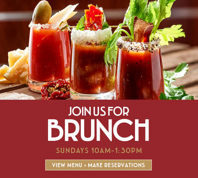 View Menu + Make Reservations | Brunch at Maria & Enzo's in Disney Springs | Sundays, 10AM-1:30PM
