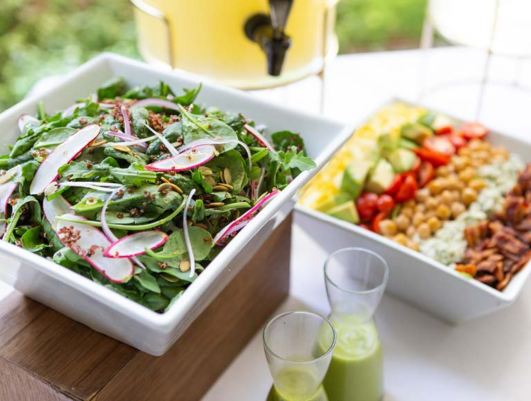 Fresh Salads, Grab-And-Go Lunch, Downtown Los Angeles