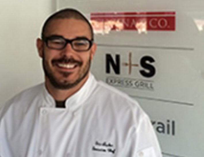 Chef Eric Sauber