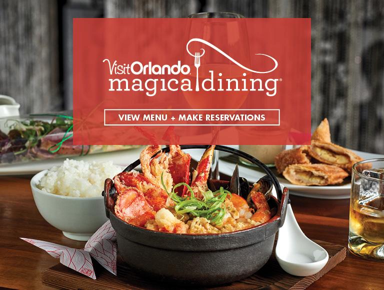 View Menu + Make Reservations | Visit Orlando's Magical Dining Month at Morimoto Asia in Disney Springs