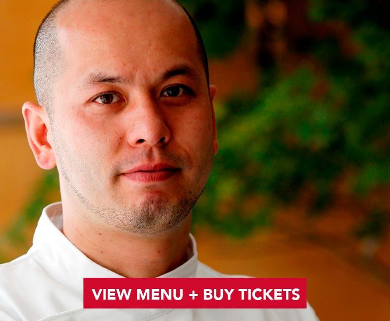 Morimoto Asia Guest Chef Series, Sakura Festival