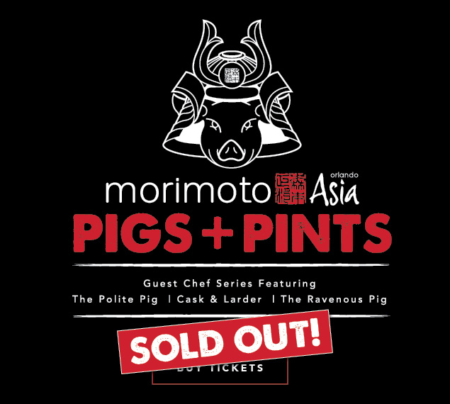 Buy Tickets Now For Pigs and Pints Dinner