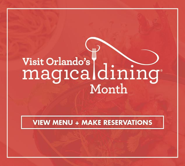 View Menu for Magical Dining Month