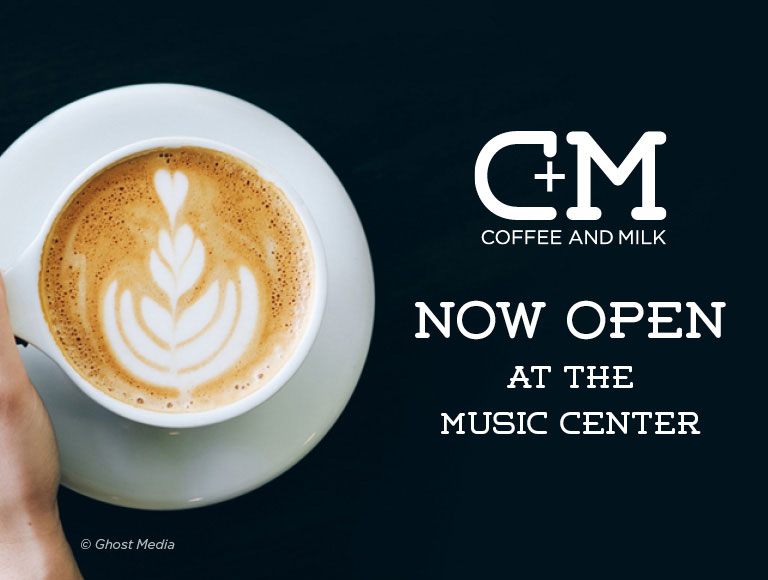 C+M (Coffee and Milk) Music Center