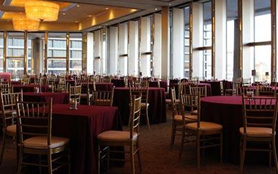 Music Center Interior