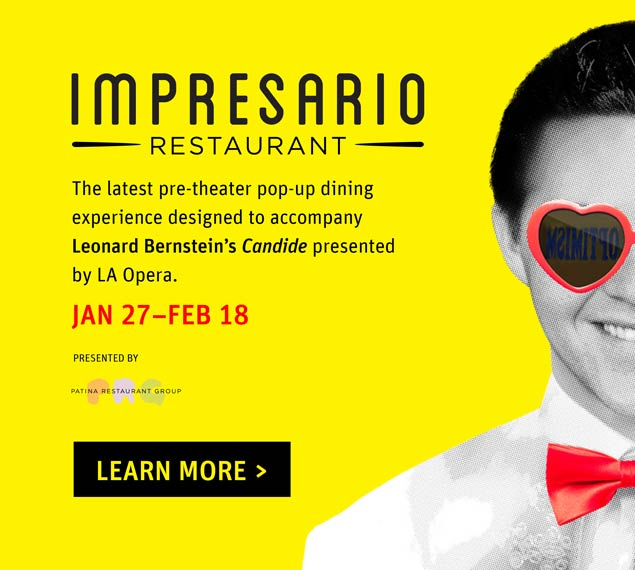 Impresario Pop-Up Dining