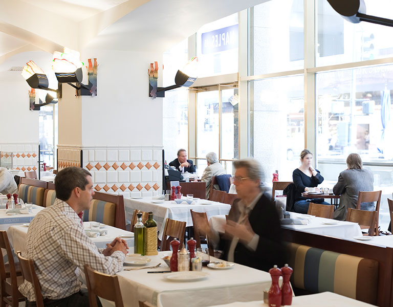 Top Italian Restaurants NYC