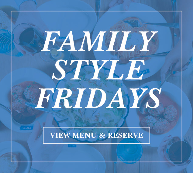 View Menu & Reserve | Family Style Fridays