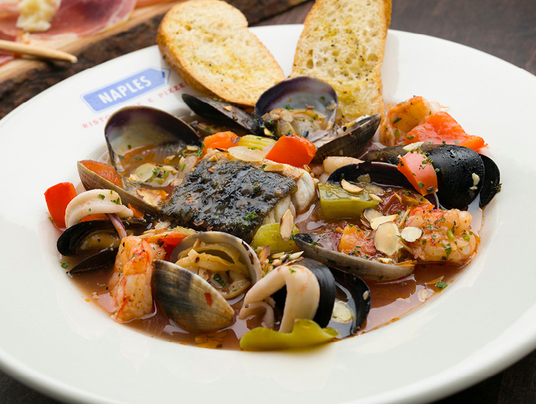 Conchiglie, Italian Dining, Anaheim, California