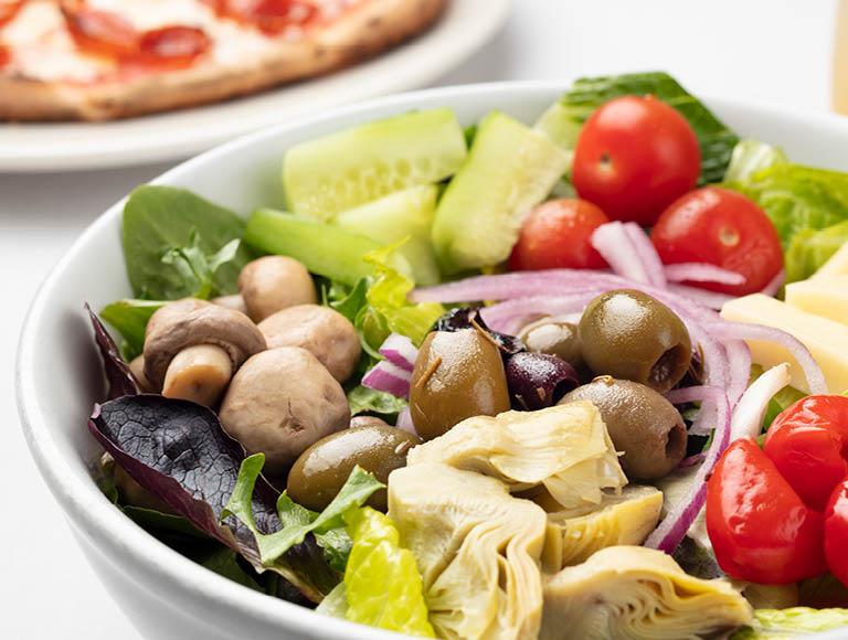 Misti Canza Salad at Napolini