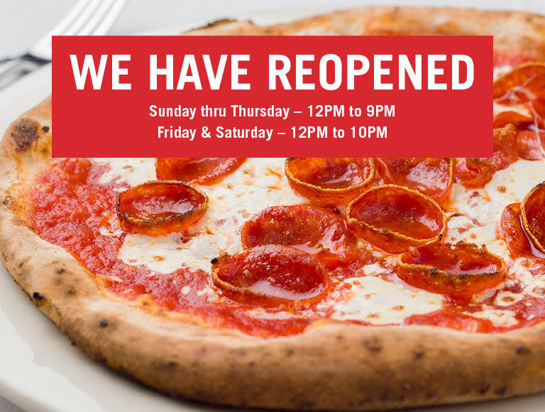We Have Reopened | Napolini