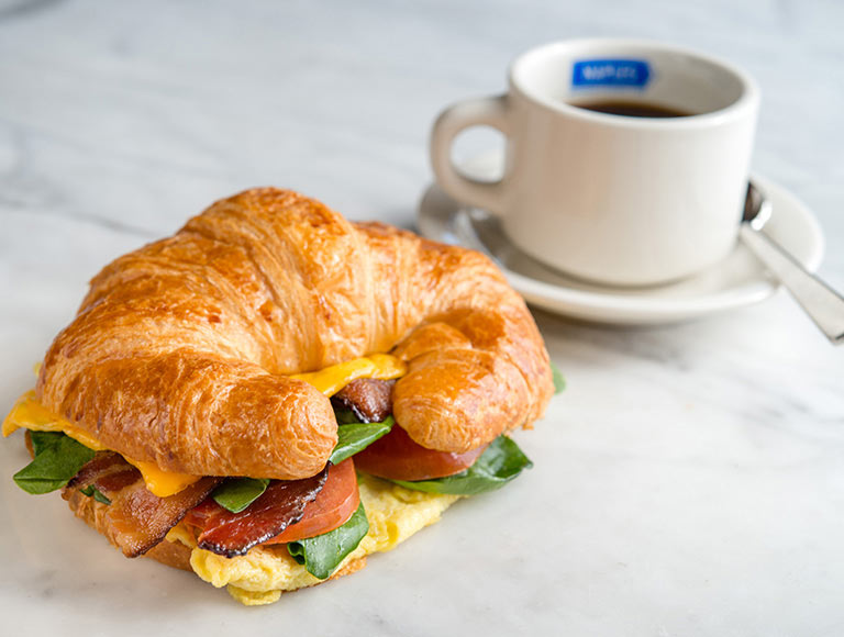 Croissant Sandwich Napolini Disney