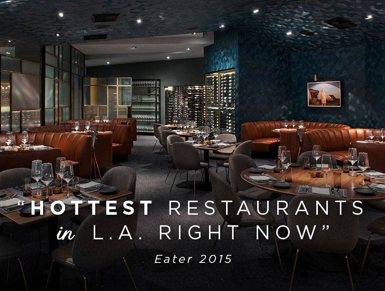 Top Restaurants in LA