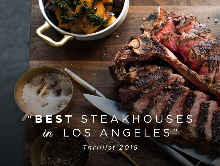 Best Steak in Los Angeles