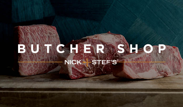 Butcher Shop | Nick + Stef's