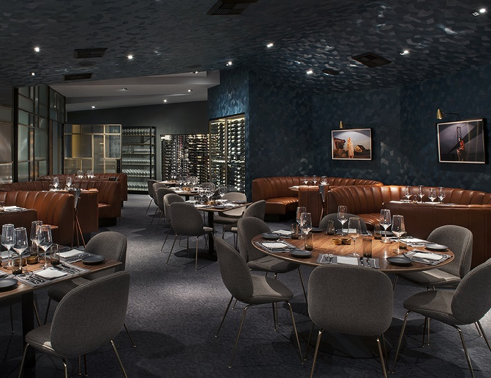 Private Events Nick Stefs Steakhouse In Los Angeles CA - Private table restaurant