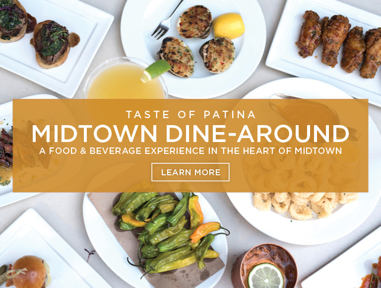 Learn More | Taste of Patina Midtown Dine-Around | Restaurants in Midtown NYC