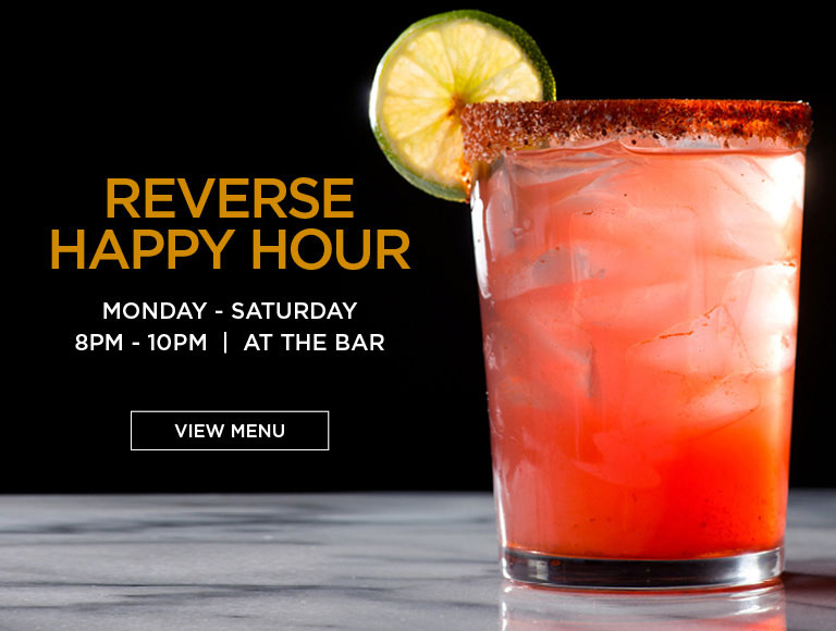 Reverse Happy Hour