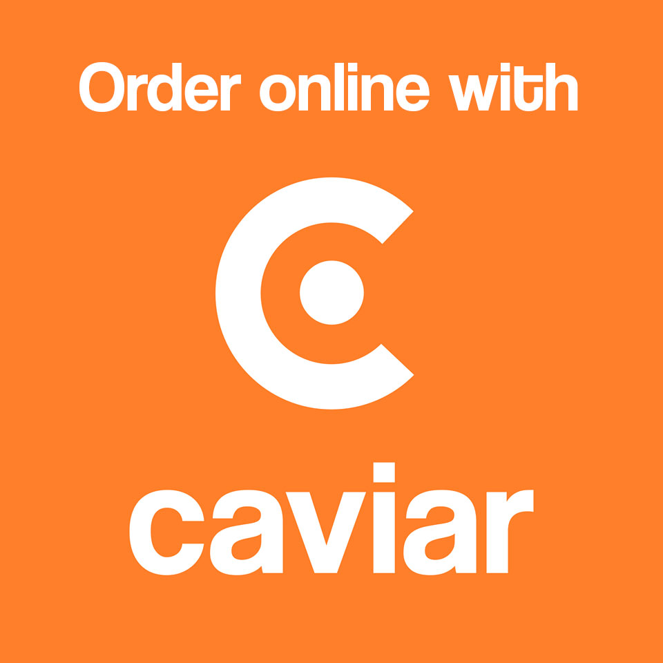 Order Food Delivery with Caviar