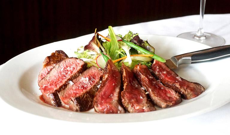 Steak Dinner, restaurants near Madison Square Garden, New York City