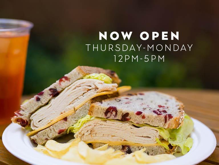 Garden Cafe at Norton Simon Museum is now open