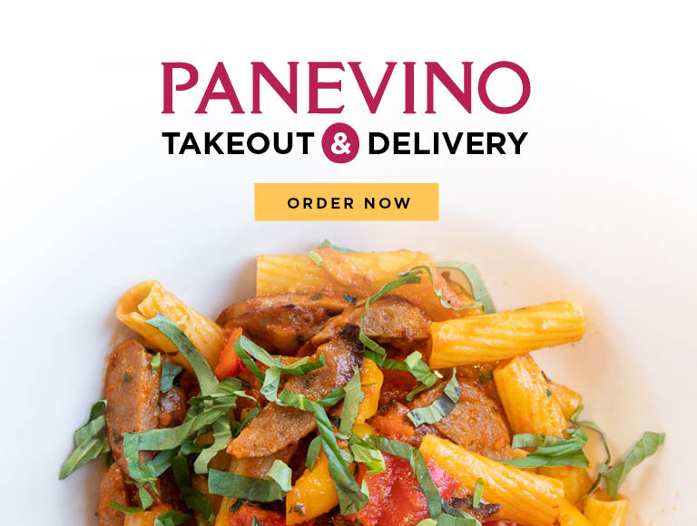 Panevino Take & Delivery | Click to order now