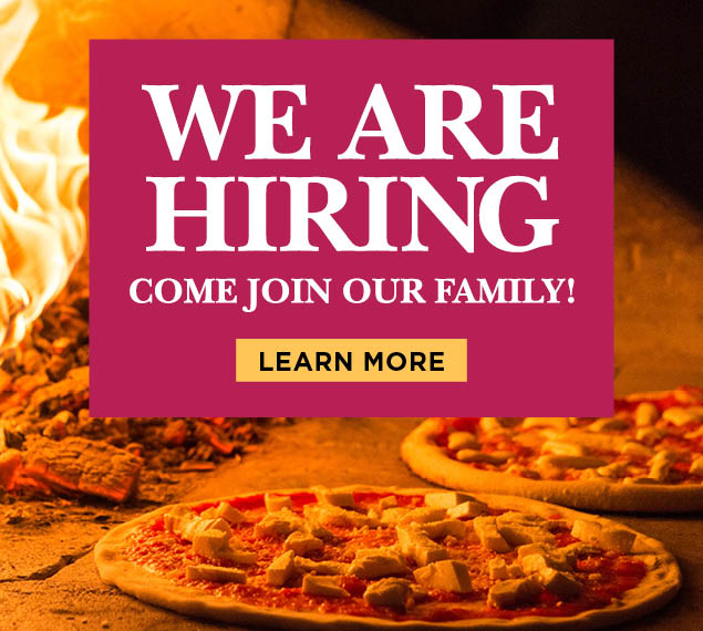We Are Hiring | Come Join Our Family | Click to learn more