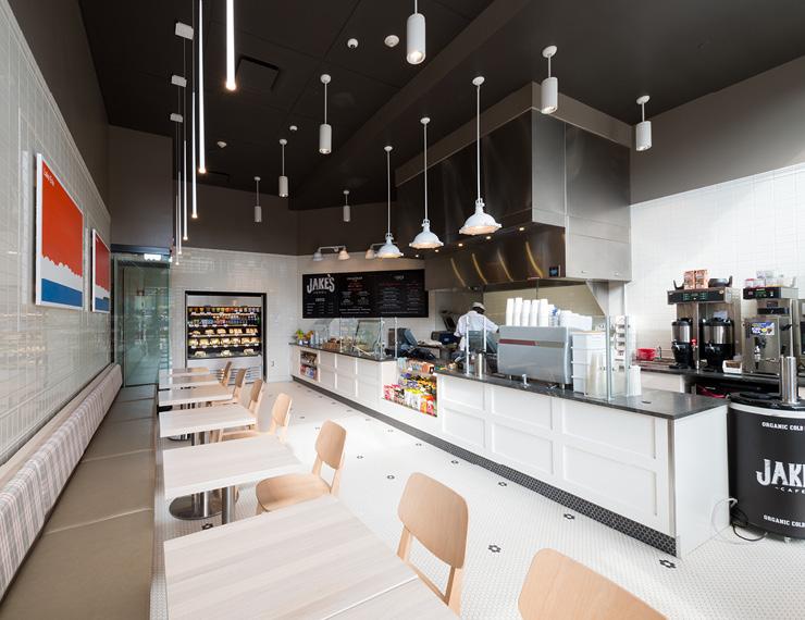 Jake's Cafe, & Jake's Coffeehouse Buffalo's best