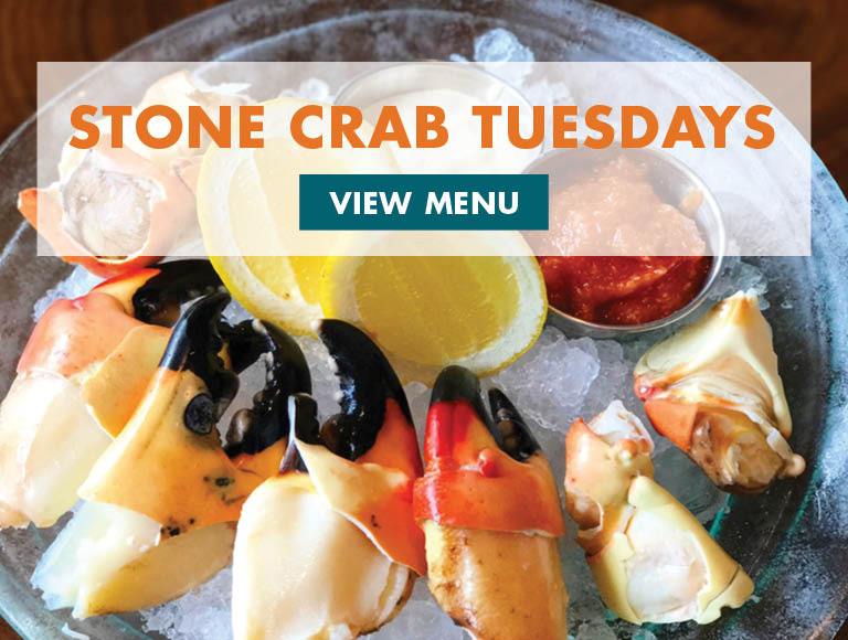 Stone Crab Tuesday's