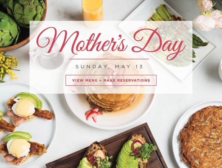 Mother's Day Brunch 2018, Downtown Buffalo, NY