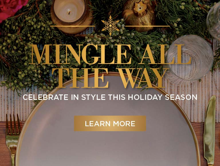 Mingle All The Way, Learn More About Holiday Planning with Patina 250