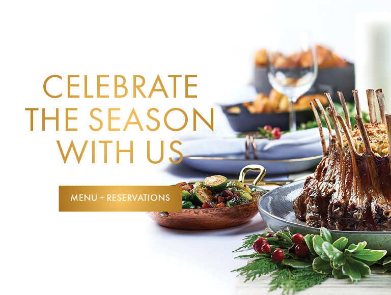 Menu + Reservations | Celebrate the Season with Us at Patina 250 in downtown Buffalo, NY