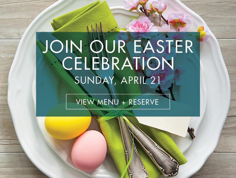 View Menu & Reserve for Patina 250's Easter Celebration | Sunday, April 21 | Downtown Buffalo, NY