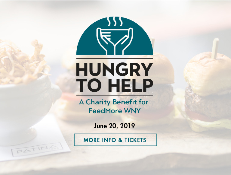 More Info & Tickets | Hungry to Help | A Charity Benefit for FeedMore WNY on June 20, 2019