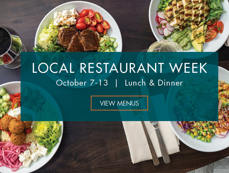 View Menus | Local Restaurant Week at Patina 250 in downtown Buffalo | October 7-13 | Lunch & Dinner