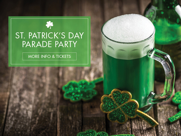 Get More Information & Buy Tickets for St. Patricks Day Parade Party 2019 | Downtown Buffalo