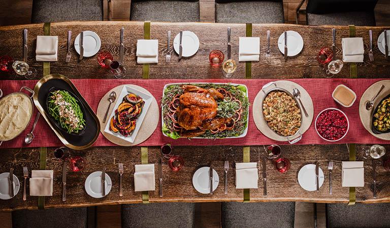 Thanksgiving at Patina 250