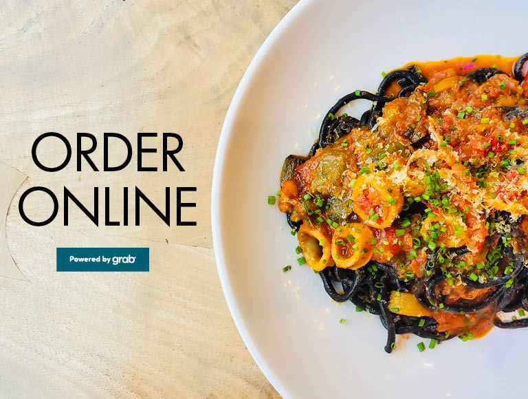 Click to Order Online | Powered by Grab