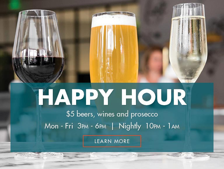 Happy Hour Specials, Downtown Buffalo, NY