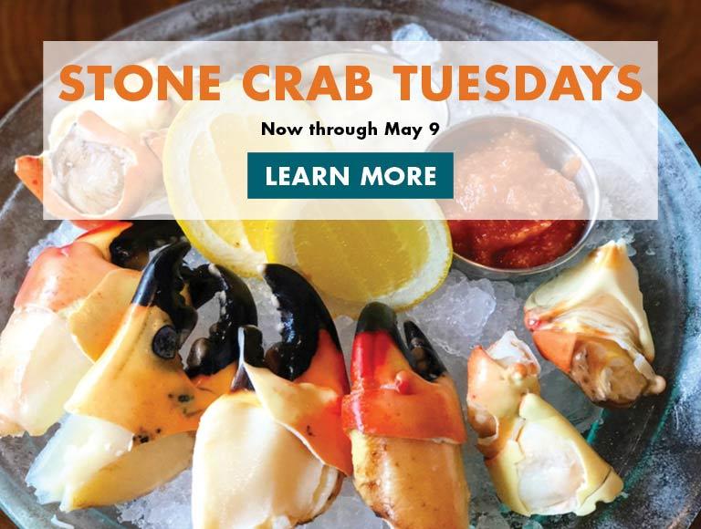 Stone Crab Tuesdays