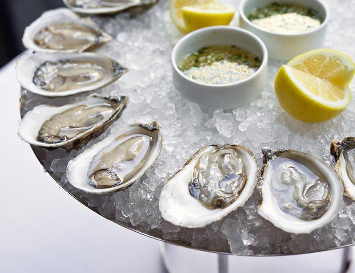 Oysters | Downtown Buffalo, NY Restaurants