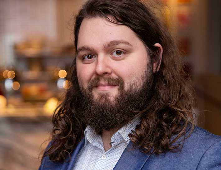 Adam Lauer, Patina 250 bar & beverage manager